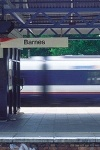 - Barnes Station – 18 minutes to Waterloo -