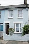- Cottages in Barnes originally built for railway workers -